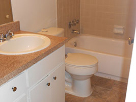 Bathroom at Listing #141208