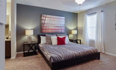 Bedroom at Listing #138522