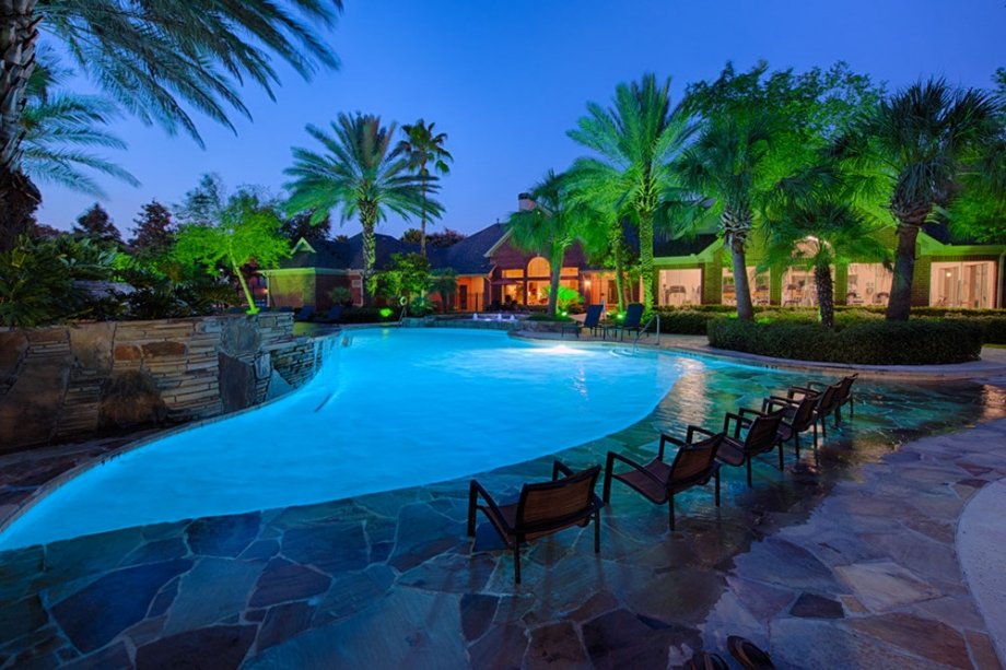 Pool at Listing #138749