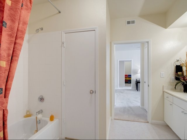 Bathroom at Listing #144413