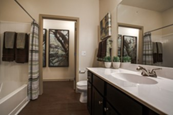 Bathroom at Listing #151548