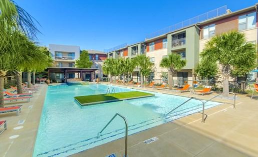 Pool at Listing #147760