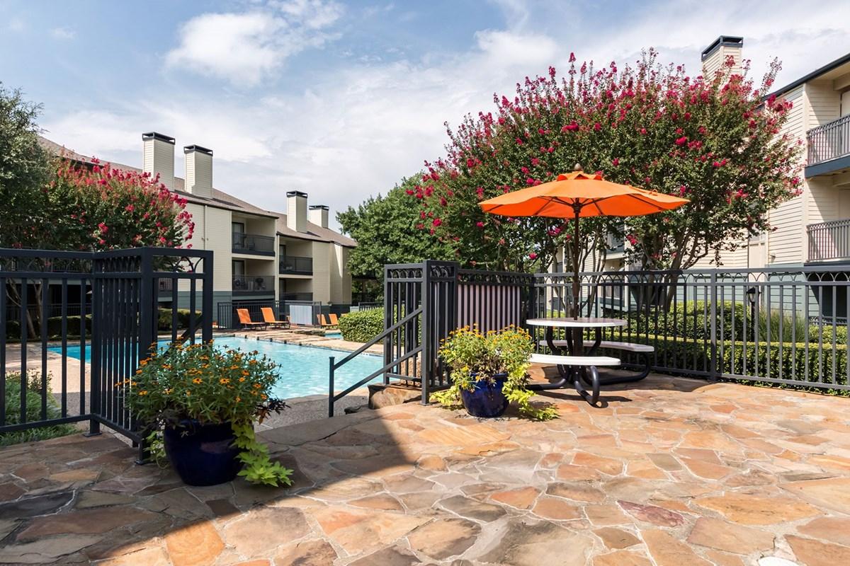 Pool at Listing #135667