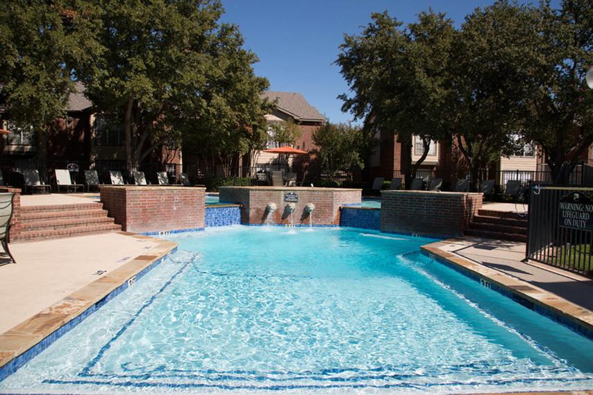 Pool at Listing #135724