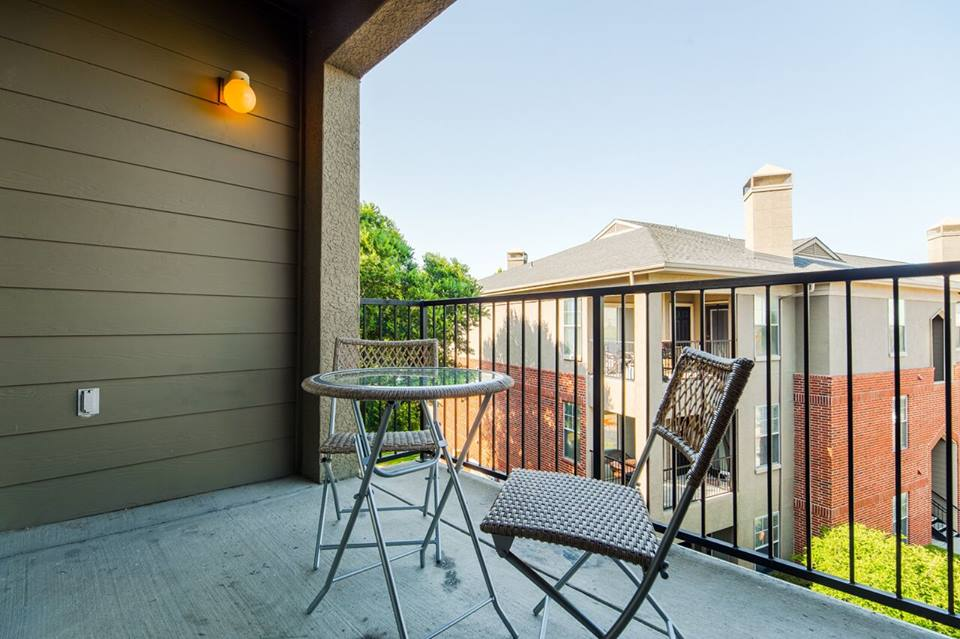 Patio at Listing #138116