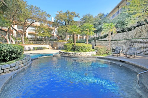 Pool at Listing #140157