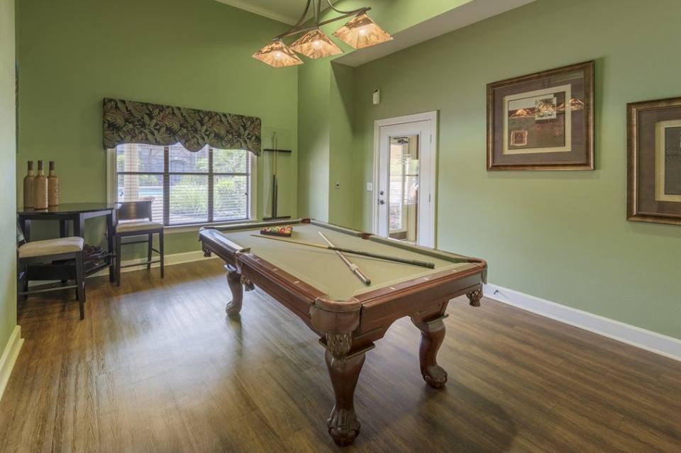 Gameroom at Listing #146435