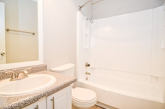 Bathroom at Listing #140561