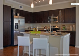 Kitchen at Listing #265592