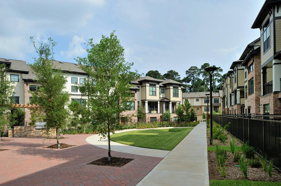 Townhomes at Woodmill Creek Apartments The Woodlands, TX