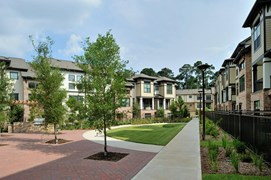 Townhomes at Woodmill Creek Apartments The Woodlands TX