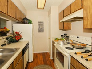 Kitchen at Listing #140914