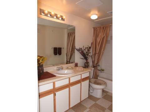 Bathroom at Listing #144818