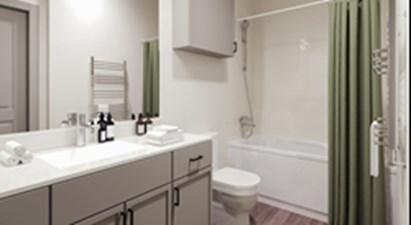 Bathroom at Listing #308393