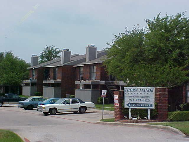 Thorn Manor Apartments Desoto TX
