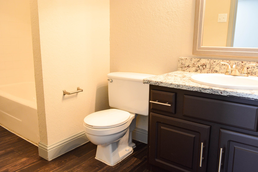 Bathroom at Listing #137191