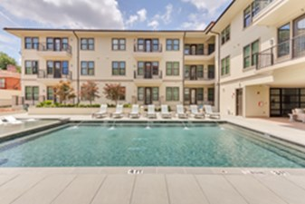Pool at Listing #281797