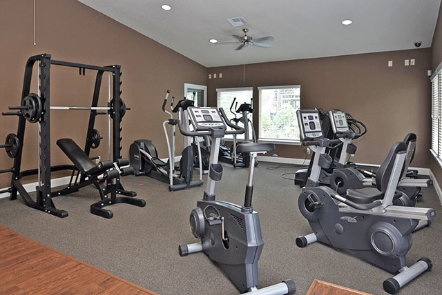 Fitness at Listing #138863