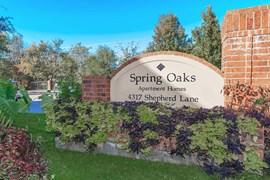 Spring Oaks Apartments Balch Springs TX