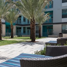 Courtyard at Listing #243480