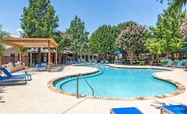 Pool at Listing #144606