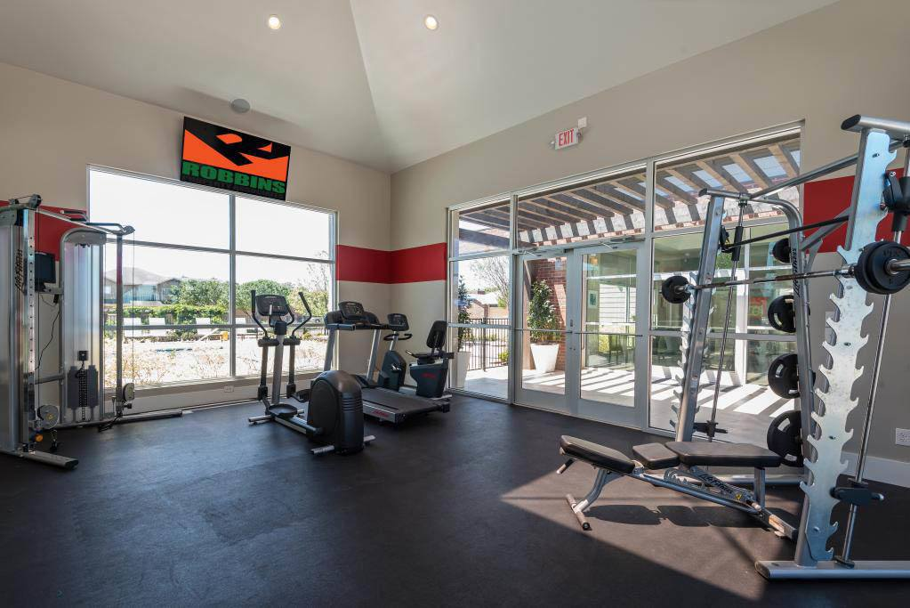 Fitness at Listing #137880