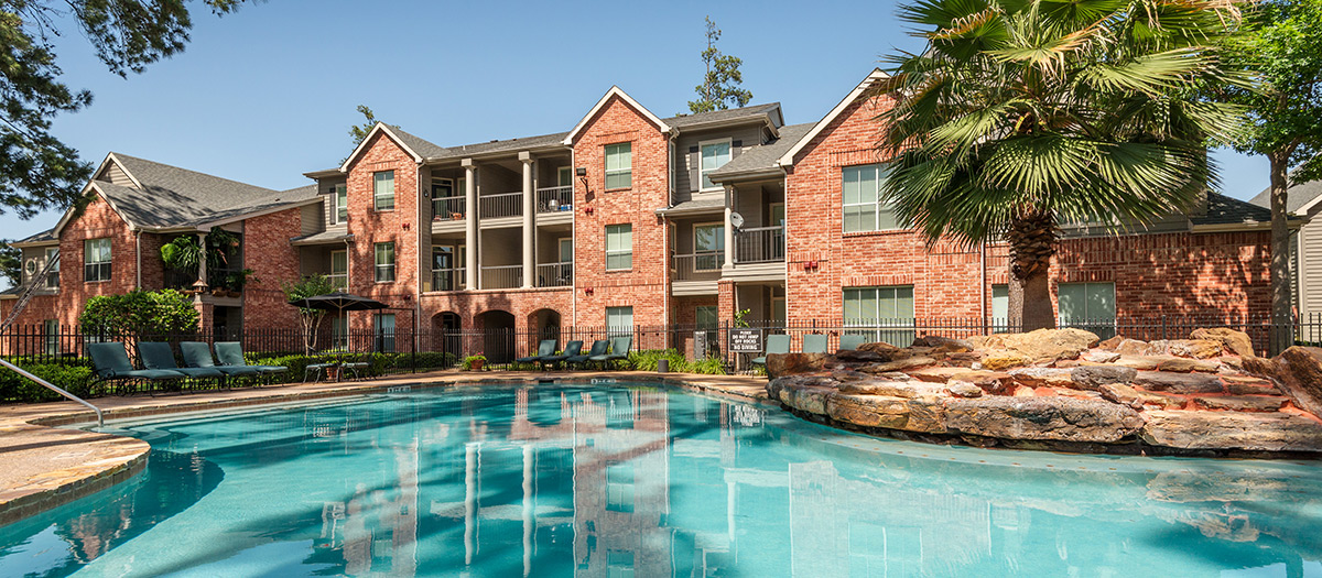 Greenwood Forest Apartments Houston, TX