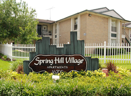 Spring Hill Village Apartments Crosby, TX