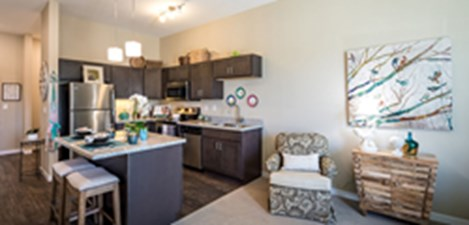 Kitchen at Listing #291784