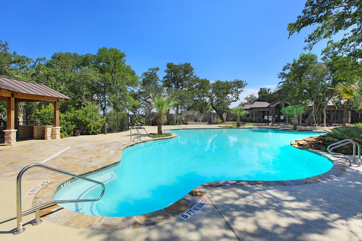 Pool at Listing #268893