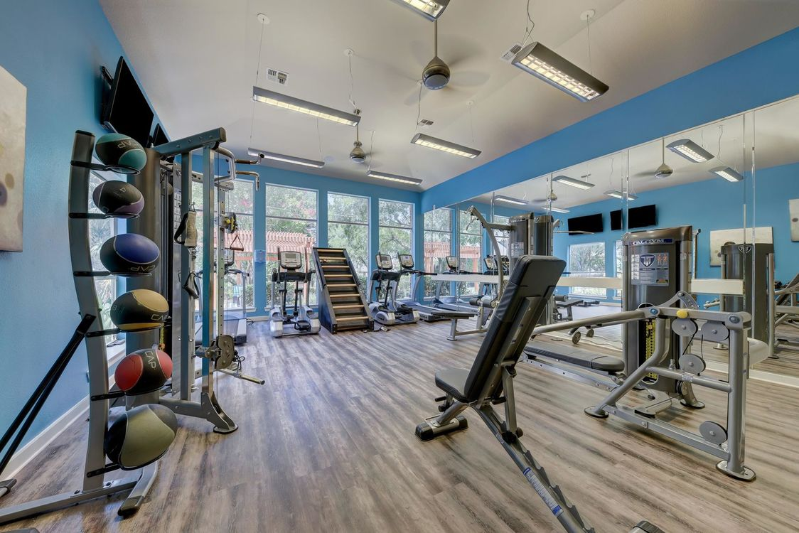Fitness Center at Listing #141301