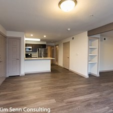 Living/Kitchen at Listing #140795
