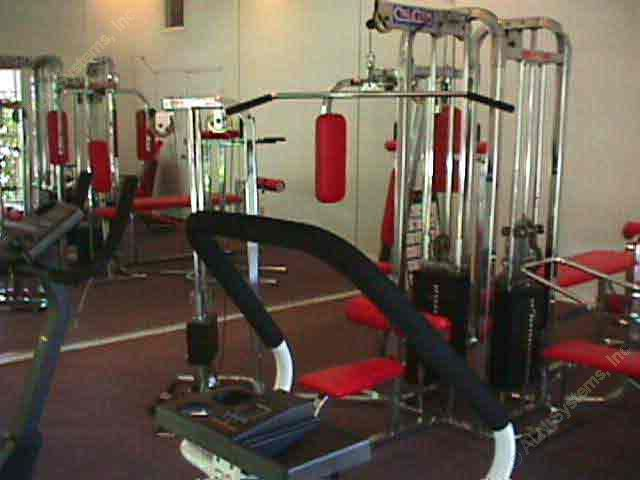 Weight Room at Listing #136033