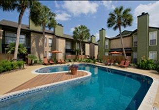 Pool at Listing #139924