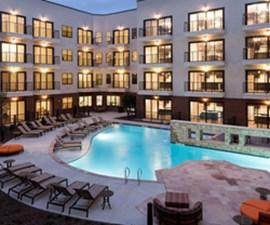 Pool at Listing #248094