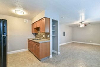 Living/Kitchen at Listing #136702