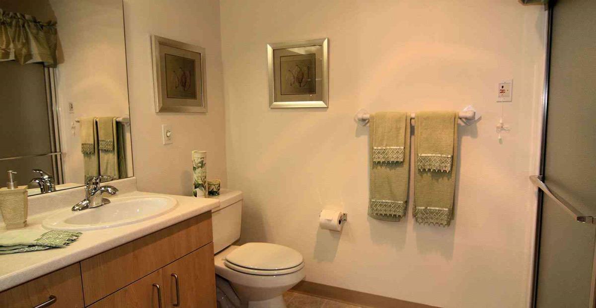Bathroom at Listing #232400