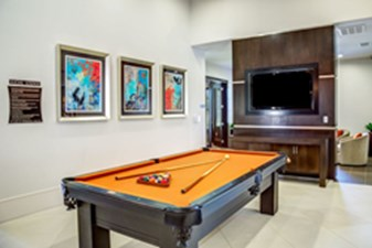 Gameroom at Listing #151937