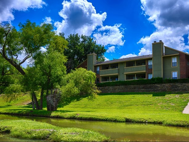 Windridge I & II Apartments Grand Prairie TX
