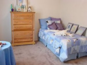 Bedroom at Listing #144385