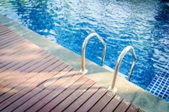 Pool at Listing #260466