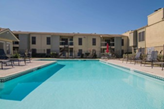 Pool at Listing #139817