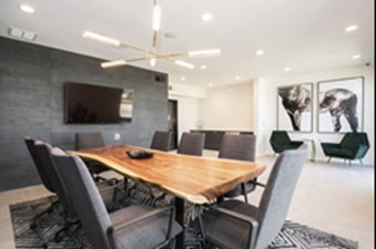Dining Room at Listing #307321