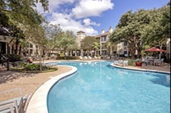 Pool at Listing #140607