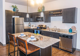 Kitchen at Listing #286617