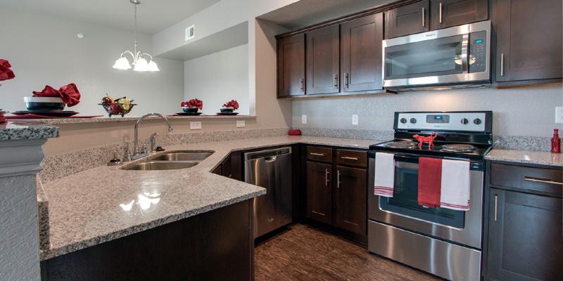 Kitchen at Listing #147713