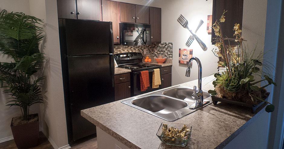 Kitchen at Listing #151579