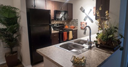 Kitchen at Listing #151579