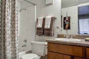 Bathroom at Listing #136105