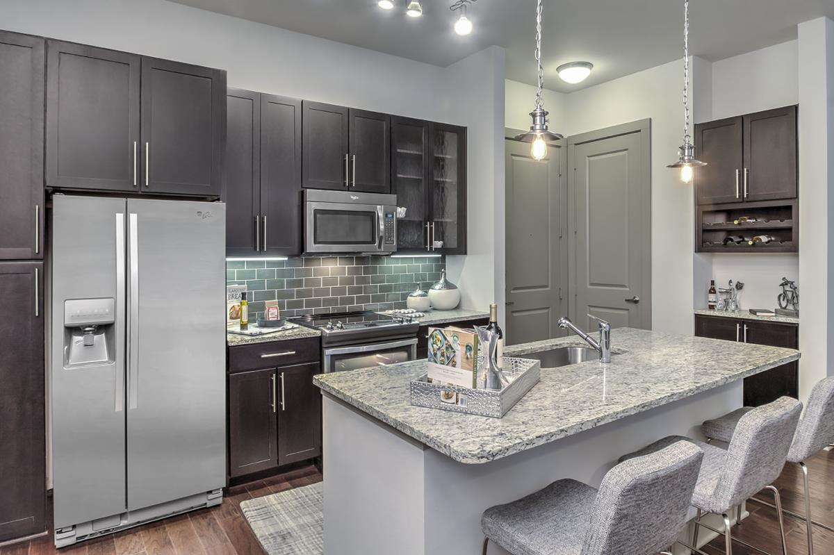 Kitchen at Listing #281397